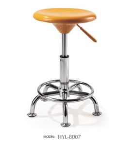 Adjustable Plastic Bar Chair (HYL-8007) pictures & photos