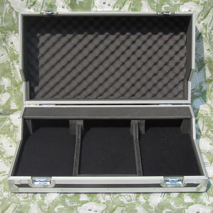 Aluminum DJ Flight Case Rack Case