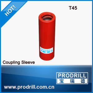 T38 Coupling Sleeves for Drilling Rod pictures & photos