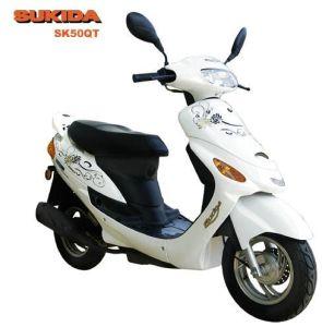 Gas Scooter (SK50QT-A)