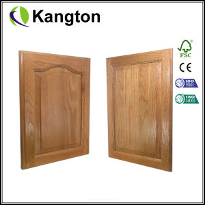 Veneer Cabinet Door (wood cabinet door) pictures & photos