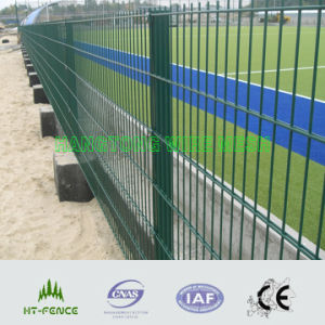 PVC Coated Welded Fence Panel pictures & photos