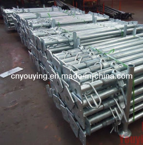 Shoring Post Scaffolding Steel Prop Scaffold