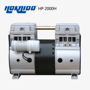Hokaido Oil Free Air Compressor (HP-2000H) pictures & photos