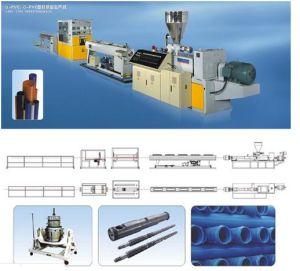 PVC Pipe Extrusion Line/ Sjz Series pictures & photos