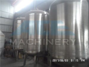 5000L Sanitary Food Grade Stainless Steel Resin Mixing Tank (ACE-JBG-NP0606) pictures & photos