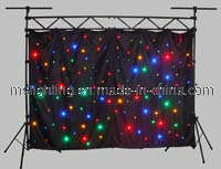 3m*4m Rgbw LED Star Curtain, LED Star Cloth pictures & photos