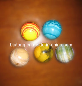 Planets Design Compressed Towel (YT-618) pictures & photos