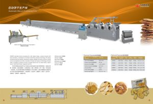 Automatic Biscuit Processing Line (DXB1000)