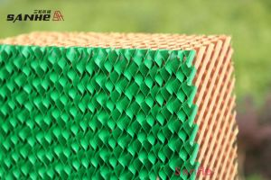 Sanhe Evaporative Cooling Pad (Green coated) -Lee pictures & photos