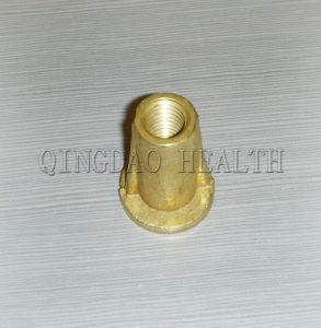"3/4"" Cast Brass Insert for Construction pictures & photos"