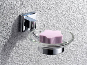 Grace Series -- Soap Dish (GS-05A-CP)