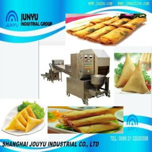 Spring Roll Wrapper Production Line (JY60K+JY450)