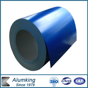 Resin Color Coated Aluminium Coil for ACP pictures & photos
