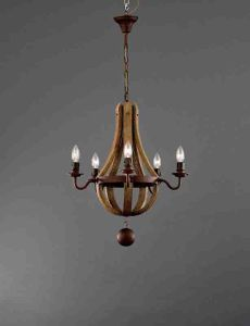 Antique Chandelier Lamp