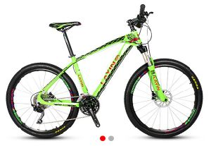 """26""""/27.5""""/29"""" Aluminum Alloy Mountain Bike 30-Speed Shimano Deore Bicycle pictures & photos"""