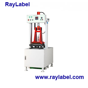 Hydraulic Wheel Track Molding Machine (RAY-0703) pictures & photos