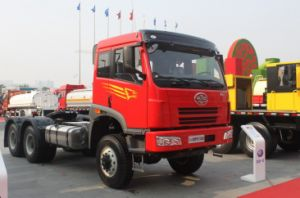 Best Price Faw Truck 380HP Tractor Truck pictures & photos