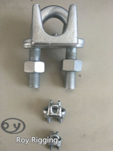 Great Quality Drop Forged Wire Rope Clips pictures & photos