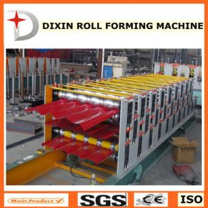 Three Layer Roofing Sheet Roll Forming Machine Tool pictures & photos