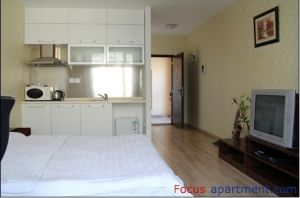 Beijing Wudaokou Service Apartment for Short Term Stay