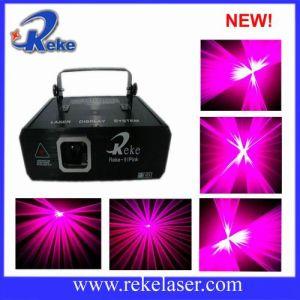 Animated Laser Light, Laser Show (Reke-91Pink)