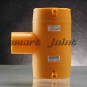 PE Pipe Fittings (Electrofusion Tee) pictures & photos