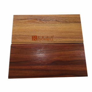 4D Wooden Texture Aluminum Honeycomb Panel for Wall Decoration pictures & photos