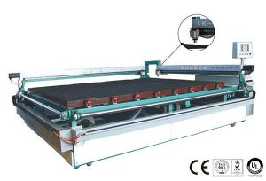 Automatic Straight Line Glass Cutting Machine