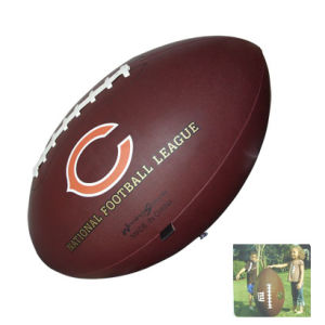 Huge Inflatable American Football, PVC Cover, Machine-Stitching (B04401) pictures & photos