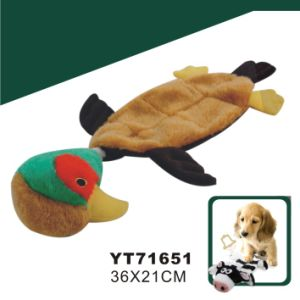 Cute Design Plush Pet Toy for Dog (YT71651) pictures & photos