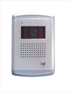 Outdoor Station With B/W & Color 1/3inch CCD Camera and Night Vision