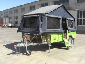 2015 Hot Sale Forward Folding Camper Trailer (LH-CPT-01A) pictures & photos