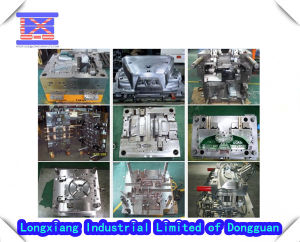 Plastic Mould & Injection Mould pictures & photos