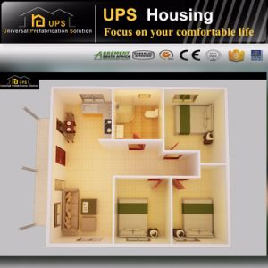 High Quality Customized Modular Light Steel Villa pictures & photos