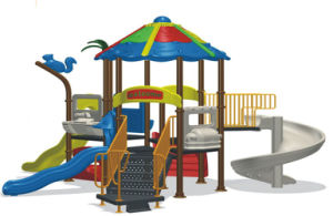 Outdoor Playground Facility (BW-231B)
