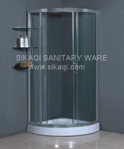 Sector Shower Enclosure with 5mm Tempered Glass pictures & photos