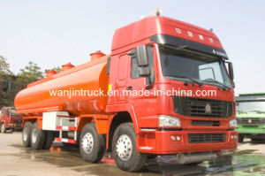 HOWO 340HP Zz1317n4667V Fuel Tank Truck pictures & photos