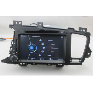 Special Car DVD for KIA K5 Android GPS Navigation (EW701)