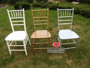 Outdoor Easy Stack Chivari Catedra Chair on Sale pictures & photos