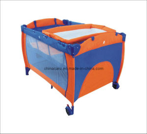 Baby Cot Bed (CA-PP67) pictures & photos