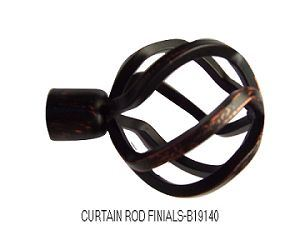 Curtain Pole (Finial) (A19140)