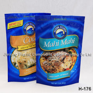 Frozen Food Packaging Bag pictures & photos