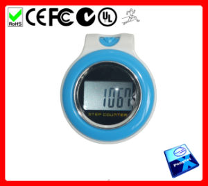 Large LCD Pedometer (PT-1380A)