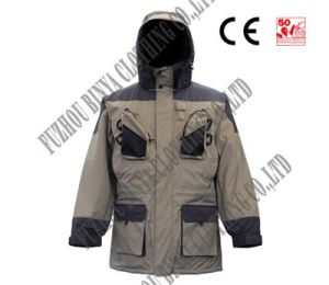 Waterproof Winter Sea Fishing Clothing (QF-925A) pictures & photos