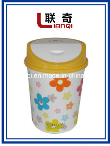 Hot Transfer Foil for Plastic Pail (Bucket) pictures & photos