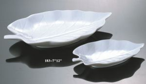 Porcelain Hotel Ware/Plate pictures & photos