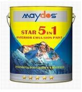 Maydos Water-Base Emulsion Paint pictures & photos