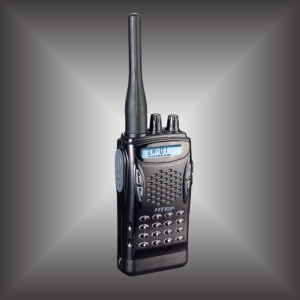 VHF/UHF Two Way Radio with LCD Display and Frequency by Manual (HT-5118)