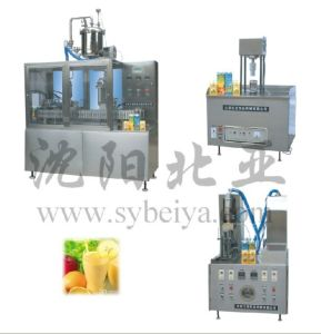 Juice Hot Filling Capping Machine (BW-1000-3) pictures & photos